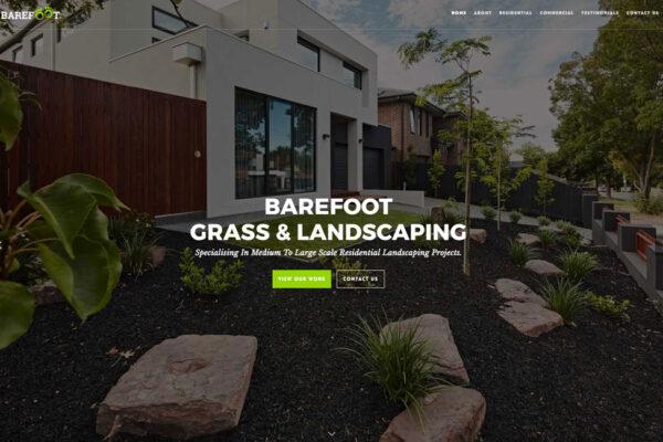 Barefoot Grass & Landscaping