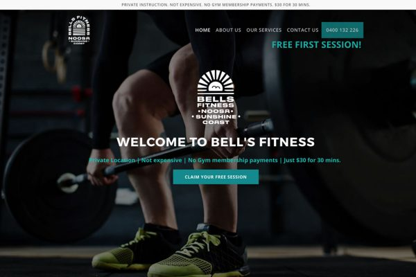 Bell's Fitness