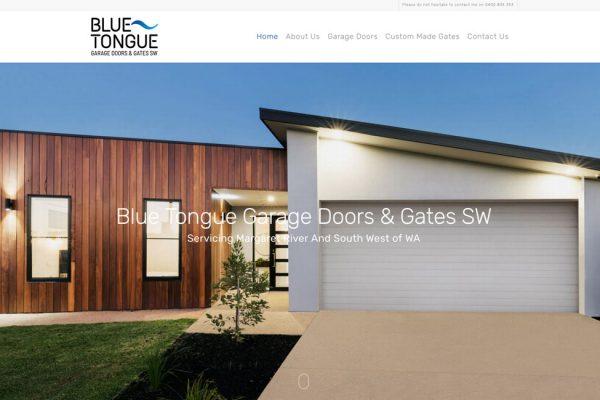 Blue Tongue Garage Doors