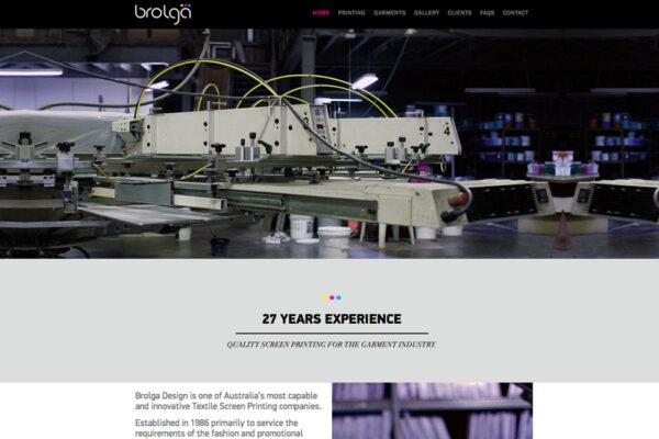 Brolga Design