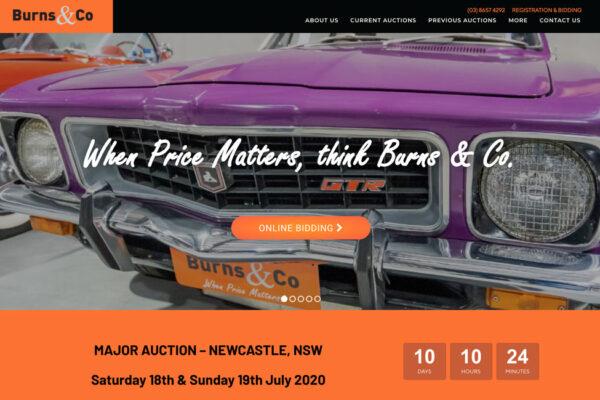 Burns & Co. Auctions