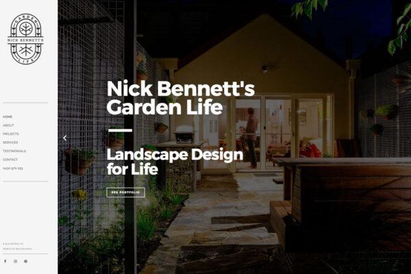 Nick Bennett's Garden Life