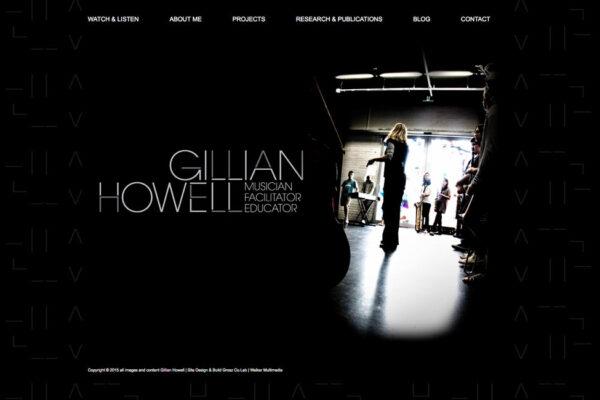 Gillian Howell