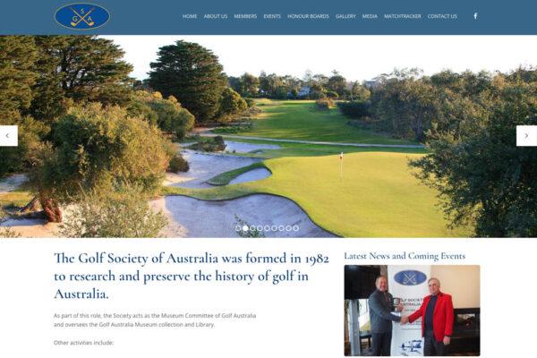 Golf Society of Australia