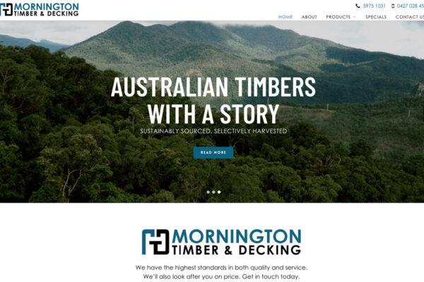 Mornington Timber