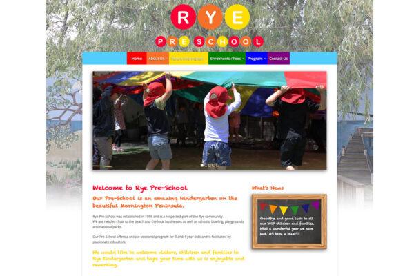 Rye Preschool